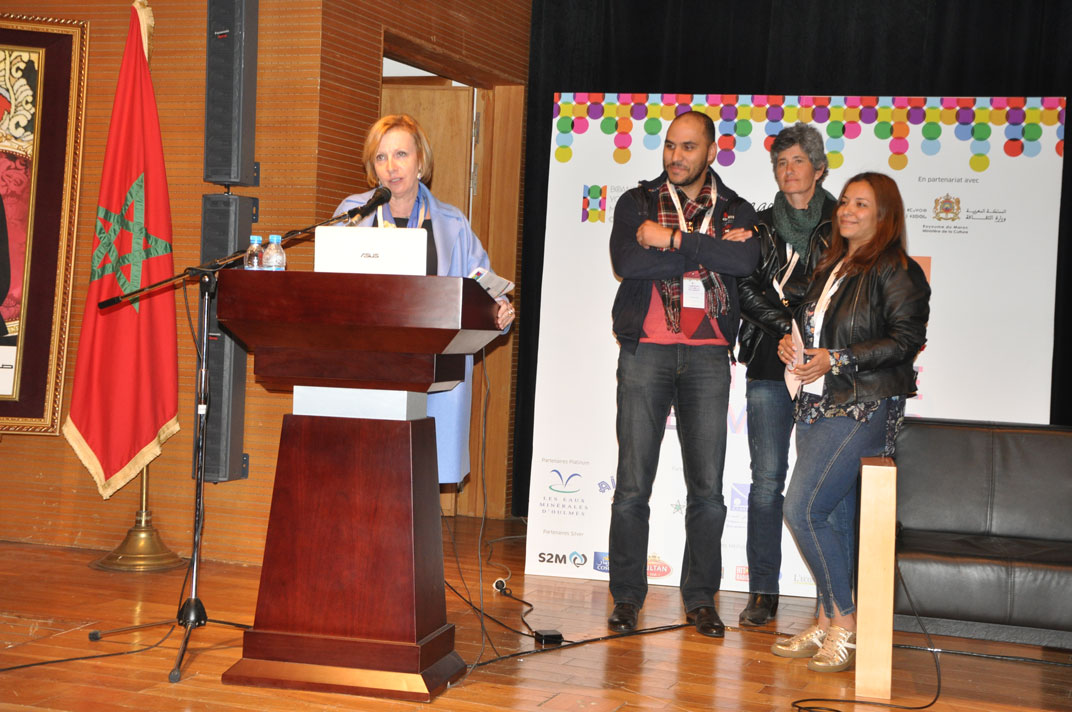 Brand Your Moroccan Culture – Colloque «L'Empreinte culturelle des marques»